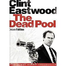 THE DEAD POOL DVD Dirty Harry Clint Eastwood Brand New Sealed