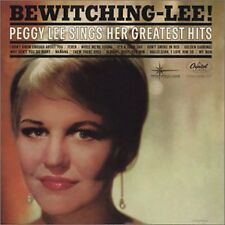 PEGGY LEE - Bewitching-Lee: Greatest Hits - CD ** Brand New **
