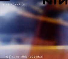 NINE INCH NAILS - We're in This Together 1 / New Flesh / 10 Miles - CD