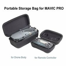 Travel Carry Storage Hard Case Bag Shell For DJI Mavic Pro and Remote Control RC