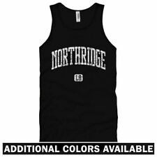 Northridge Los Angeles Unisex Tank Top - Men Women XS-2X - Gift LA CSUN Matadors