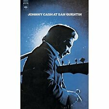 JOHNNY CASH - Johnny Cash Live at San Quentin - CD ** Brand New **