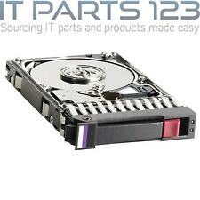 Lot of 3 - HP SAS 146GB 3G 10k rpm 2.5inch Single-Port Hot Plug Hard Disk Drive