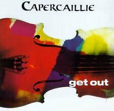 CAPERCAILLIE - Get Out - CD ** Like New - Mint **
