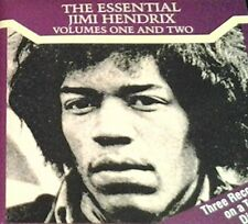 JIMI HENDRIX - The Essential Jimi Hendrix, Volumes One and Two - CD