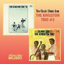 THE KINGSTON TRIO - Two Classic  Albums from The Kingston Trio #3: #16/Sunny Sid
