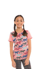 Kerrits Kids Round Up Horse Tee Riding Shirt -2017 Colors and All Sizes 60477