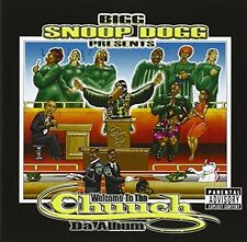 SNOOP DOGG - Bigg Snoop Dogg Presents: Welcome To Tha Chuuch Tha Album - CD