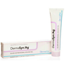 DermaSyn® Ag Silver Antibacterial Wound Gel - 1.5 oz. Skin Care (1 Tube) 00510
