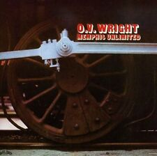 O.V. WRIGHT - Memphis Unlimited - CD ** Brand New **