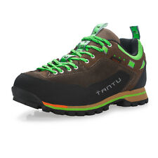Outdoor Lace Up Men Shoes Trekking Shoes Hiking Shoes Sport Shoes Running Shoes