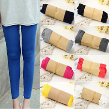 Womens Lady Stylish Candy Color Slim Thin Leggings Leisure Pants FZNZ021