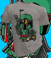 Minion Boba Fett, Star Wars, Kids T-Shirt Design