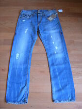 NWT 100% AUTHENTIC TRUE RELIGION BRAND JEANS MEN RICKY SUPER T JEANS S20