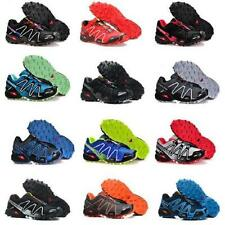 2017 Men's Salomon Speedcross 3 Athletic Running Sports Outdoor Hiking Shoes