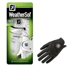 Foot Joy WeatherSof 6 pack gloves