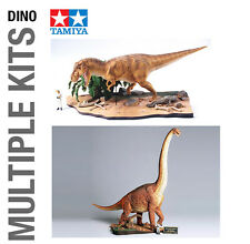 TAMIYA DINOSUARS PLASTIC MODEL KIT BUILD YOURSELF - ALL TYPES AVAILABLE!