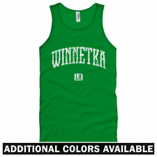 Winnetka Los Angeles Unisex Tank Top - Men Women XS-2X - Gift LA Neighborhood CA