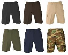 PROPPER MEN'S TACTICAL BDU SHORTS LAW POLICE MILITARY CARGO 100% COTTON F5261-55
