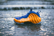 Nike Air Foamposite One SZ 13 Blue Max 1 90 Pro Penny 2 95 Ny Knicks Broncos met