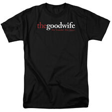 The Good Wife TV Show LOGO Licensed Adult T-Shirt All Sizes