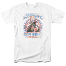 ROCKY Movie APOLLO CREED Master of Disaster Distressed T-Shirt All Sizes
