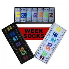 7pairs Fashion Lot Crew Cotton Ankle Week Socks