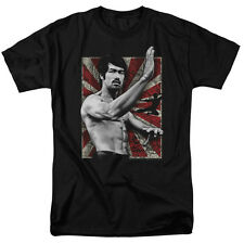 Bruce Lee CONCENTRATE Licensed Adult T-Shirt All Sizes