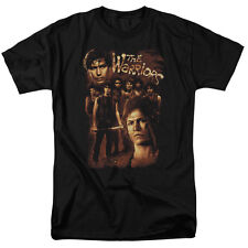 The Warriors Movie Cast 9 WARRIORS Licensed Adult T-Shirt All Sizes