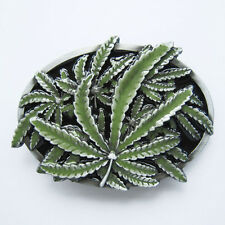 Men Belt Buckle Leaves Belt Buckle Gurtelschnalle Boucle de ceinture