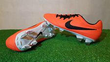 NIKE TOTAL 90 LASER IV FG ACC UK 7,5 US 8,5 FOOTBALL BOOTS SOCCER CLEATS