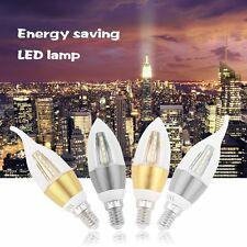 Home Light E14 LED 220V 5W Energy Saving Lamp Light LED Candle LED Bulb GT