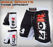 MMA Fight Shorts UFC Cage Fight Grappling Muay Thai Boxing Kick boxing Martial