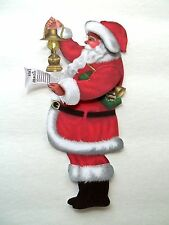 3D - U Pick - XM5 Santa Working Children Christmas Card Scrapbook Embellishment