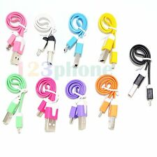 Micro USB 2.0 Data Sync Charging Charger Cable Short For Power Bank PC Notebook