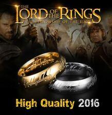 Stainless Steel Lord of the Rings Fashion Men Ring Exquisite Jewelry Wedding
