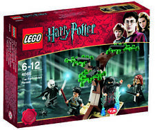 LEGO Harry Potter The Forbidden Forest (4865), New, Sealed, FREE Shipping