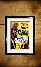 NightKey1937_01 Movie advertising posters and framed pictures