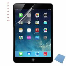 Ultra Clear Transparent Screen Protector Shield Guard For Apple iPad Air 2