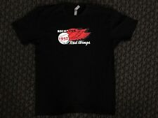 MiLB Rochester Red Wings Throwback T-Shirt 1950's Logo Baseball with Wings