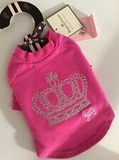 NWT Juicy Couture Doggie Couture Size XS
