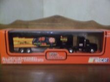 1993 Racing Champions 1:87 scale Die Cast Cab Racing Team Transporter #28 Davey