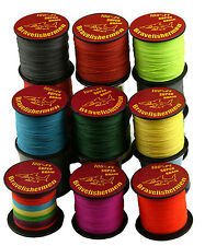Cheapest 100/300/500/1000M Dyneema 100%PE Spectra Braid Fishing Line 6LB-300LB