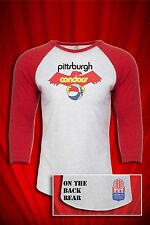 Pittsburgh Condors ABA Basketball tee t-shirt FREE S&H Defunct Sports Team