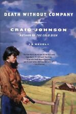 CRAIG JOHNSON - Death Without Company - Hardcover ** Brand New **