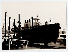 Port Boat on Slip at Whate Island, HMS Excellent, Portsmouth - Royal Navy photo