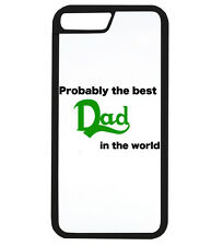 Probably Best Dad in The World Funny Gift Idea Phone Case iPhone Cover