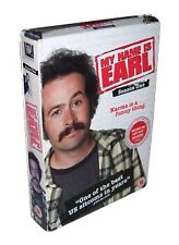 My Name Is Earl - Series 1 - Complete (DVD, 2006, 4-Disc Set)