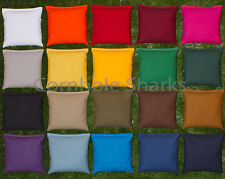 ALL WEATHER Waterproof Resin ACA Cornhole Bean Bags Set of 8 PICK YOUR 2 COLORS!