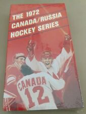 The 1972 Canada/Russia Hockey Series - VHS